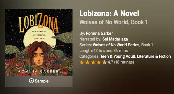 lobizona audiobook